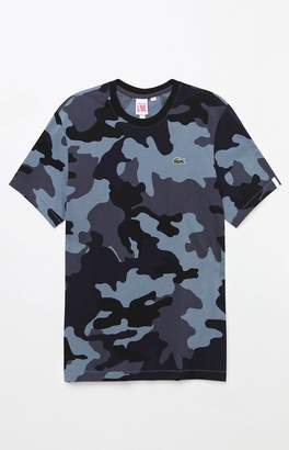 Lacoste Jersey All Over Camouflage T-Shirt
