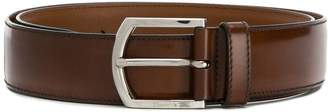 Church's polished classic belt