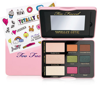 Too Faced Totally Cute Eye Palette $36 thestylecure.com