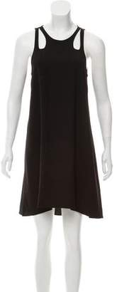 Timo Weiland Shoulder Cutout Dress w/ Tags