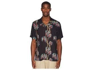 The Kooples Hawaiian Palm Shirt