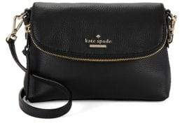 Kate Spade Harlyn Pebbled Leather Crossbody Bag