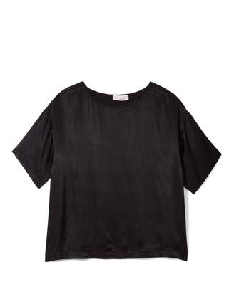 Vince Camuto Satin Top