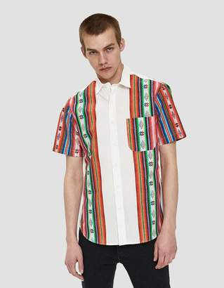 Gitman Brothers Chilean Blanket Stripe Shirt