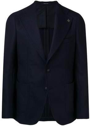 Tagliatore classic single-breasted blazer