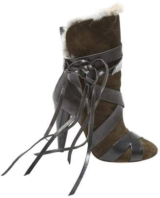 Isabel Marant Buckled boots