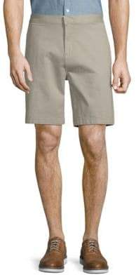 Saks Fifth Avenue Stretch Cotton Chino Shorts