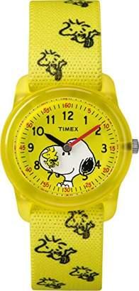 Timex Peanuts Unisex-Child Watch TW2R41500