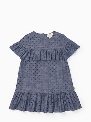 Kate Spade Toddler ruffle dress