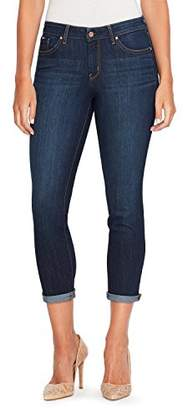 Jessica Simpson Forever Rolled Cuff Skinny Jean