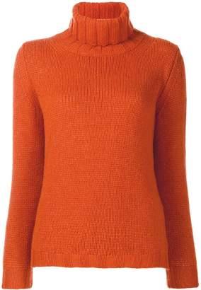 Incentive! Cashmere turtleneck jumper