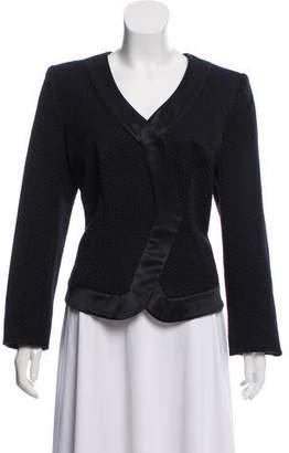 Armani Collezioni Textured Blazer w/ Tags