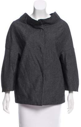 Etienne Aigner Wool Tweed Jacket