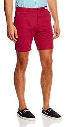 7e33869a29a6d4 Tommy Hilfiger Men Brooklyn 10 Short Light Twill Shorts,Size NI34