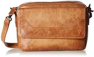 Frye Melissa Camera Crossbody Leather Bag