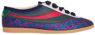Gucci Falacer Lurex Sneakers