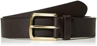 """Filgate Simple Pull Up Leather Belt Custom Best Genuine Handmade Gift 32"""""""