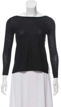 Calypso Cashmere Long Sleeve Sweater