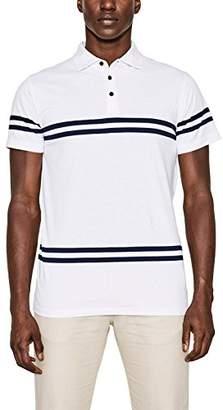 Esprit Men's 057EO2K006 Polo Shirt,S