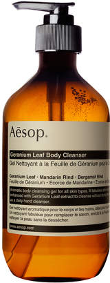 Aesop Geranium Leaf Body Cleanser in | FWRD