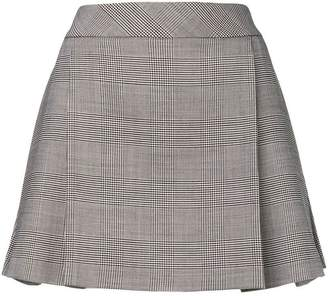 Tommy Hilfiger (トミー ヒルフィガー) - Hilfiger Collection checked mini skirt
