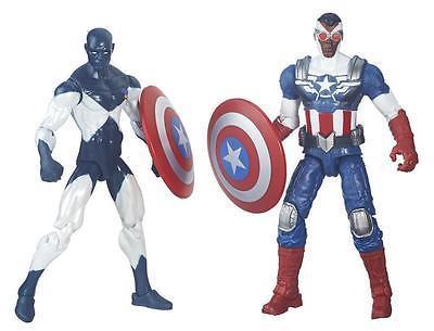 Marvel Legends Series Comic 2-Pack Shield-Wielding Heroes