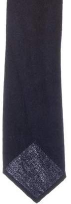 Louis Vuitton Woven Wool Tie