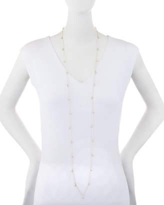 "Ippolita Glamazon Silver Rose Petal Necklace, 50""L"