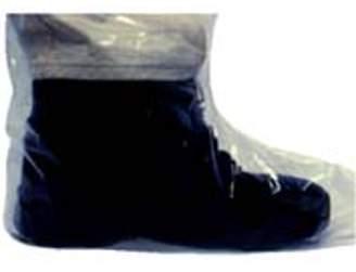 Malt Industries Plastic Boot Covers 4 Mil Plastic (250 per case)