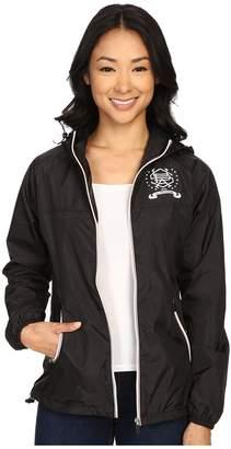 U.S. Polo Assn. Hooded Windbreaker Jacket Women's Coat
