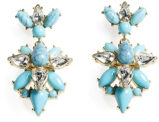 Women's Baublebar Bellflower Drop Earrings $34 thestylecure.com