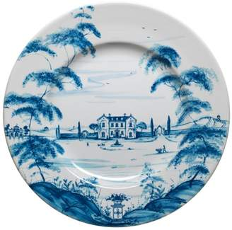 Juliska Country Estate Delft Blue Dinner Plate Main House