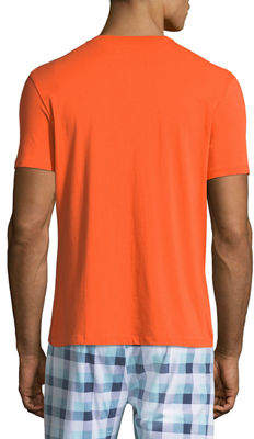 Psycho Bunny Men's Bright V-Neck T-Shirt