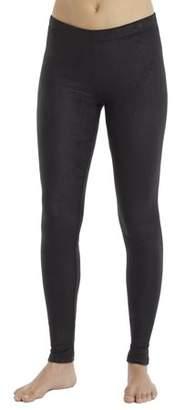 Cuddl Duds ClimateRight by Women's Stretch Fleece Warm Underwear Legging