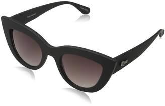 Quay Sunglasses KITTI Black Cat-eye