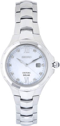 Seiko SUT307 Silver-Tone Watch