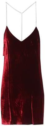 Amiri Velvet top