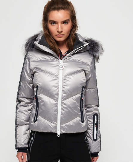 SD Glacier Down Ski Jacket