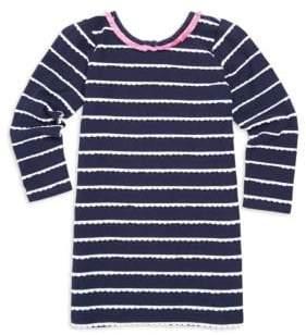 Hatley Toddler's, Little Girl's& Girl's Striped Cotton Dress