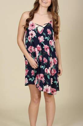 Peach Love California Perfect Bouquet Dress
