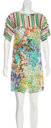 Missoni Silk Mini Dress