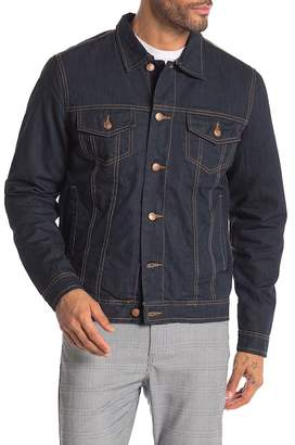 Weatherproof Denim Faux Shearling Lined Jacket