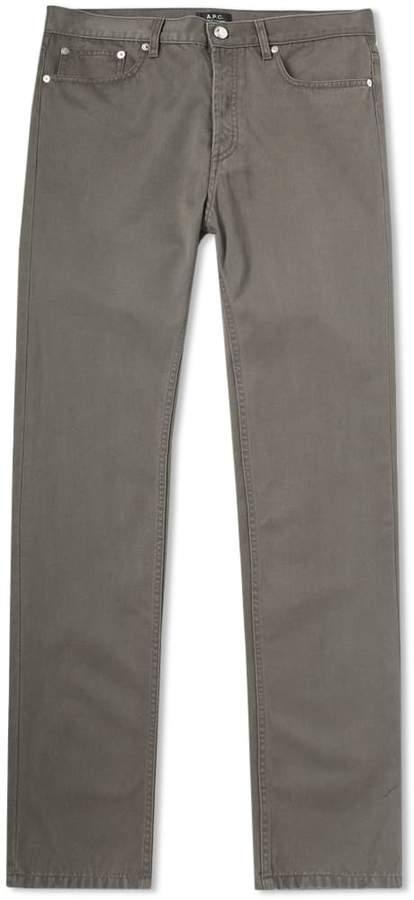 A.P.C. Petit Standard Garment Dyed Jean