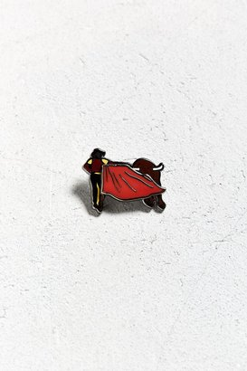 Pintrill Taurus Pin $12 thestylecure.com