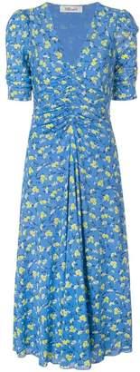 Diane von Furstenberg Koren floral print dress