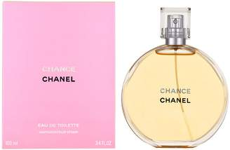 Chanel Chance by for Women 3.4 oz Eau de Toilette Spray