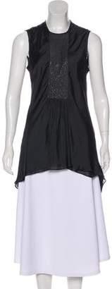 Brunello Cucinelli Sleeveless Mini Dress