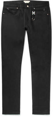 ALYX Slim-Fit Stretch-Denim Jeans