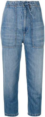 Vince cropped jeans