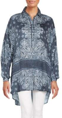 The Jetset Diaries Bandana Tunic